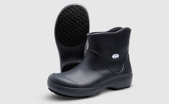 Bota Soft Work Preto