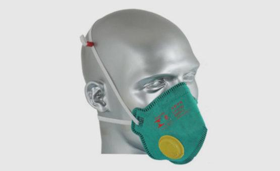 Máscara de Proteção Descartável tipo PFF2-GA
