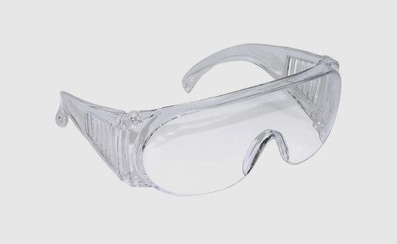 Óculos de Proteção Ampla Visão