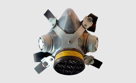Respirador 1/4 Facial Mastt 2001 – VO/GA