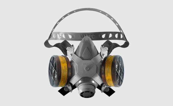 Respirador 1/4 Facial Mastt 2002 – VO/GA