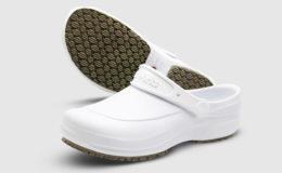 Sandalia Soft Work Branco