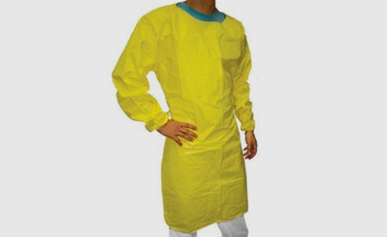 Avental Amarelo