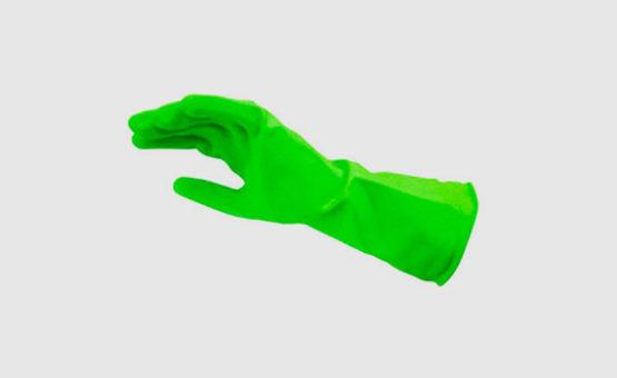 Luvas Profissional Verde