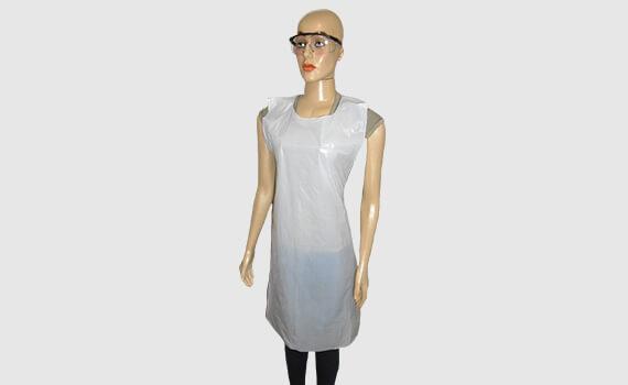 Avental Frontal Branco