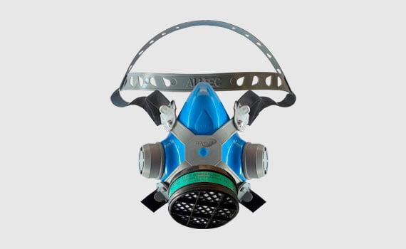 Respirador Facial com 1 Filtro VO/GA