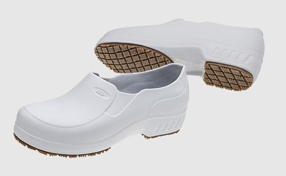 Sapato Flex Clean Branco