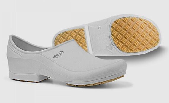 Sapato Flip Bracol Branco